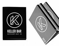 Keller Bar Logotype