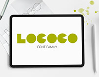 Lococo Font Family