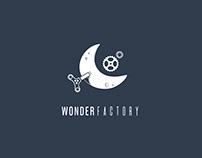 Wonder Factory   Logo