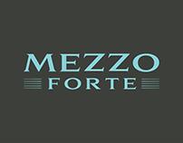 Mezzo Forte - Logo & Branding Design