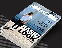 Revista Normcore | Diseño Editorial
