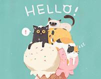 cat cat cat!!