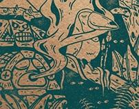 Los Kin album artwork