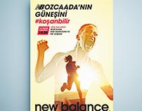 New Balance Bozcaada Kosusu