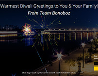 Bonoboz - Diwali Greetings