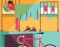 Cyclist Magazine: Frank Strack column