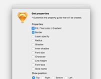Sketch Measure Plugin for Sketch - UX - UI Refinement