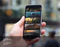 VISIT ABU DHABI v4 / iOS and Android Mobile App