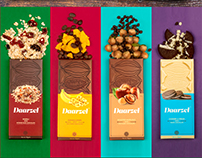 Daarzel Chocolates Branding & Packaging