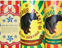 Hideous Beast Curious Cocktails
