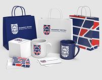 Budapest British International School - Logo & Identity