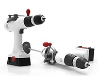 GEAR - A Fully Sustainable Automatic and Manual Drill