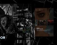 Concept UI Design for Best Movies   Netflix