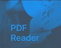 PDF Reader - iOS App