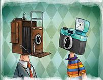 Camera Lives