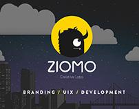 Ziomo's Website / Branding