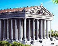 7 Wonders of the Ancient World Reconstructed