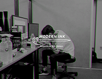 Modern Ink: Responsive Web Design