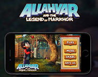 Allahyar - Interface Redesign (Concept)