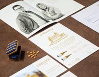 Weingut Direder: Corporate Design