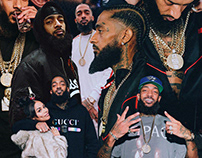 Nipsey Hussle — Rest In Peace — byDBDS®