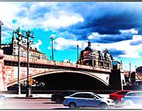 Moscow,Москва