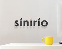 Sinirio Studio Branding and Websites