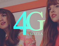 4G by GIZIA 2012-13 Backstage Videos