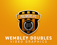 Wembley Doubles Video Graphics