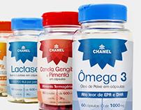 Embalagens para Suplementos - Chamel