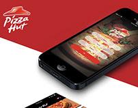 Aplicativo Pizza hut