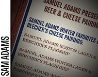 Sam Adams Cheese Tasting Event [DeVries Global]