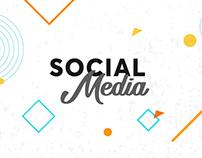 Social Media Jardín Geodésico.