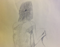 Figure Drawing - 20 Minute Drawing