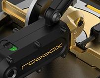 ROBBOX Precision Cutter (Mini Miter Saw/Chop Saw)