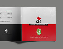 CPS Ltd. Branding & Booklet