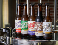 Craft beer Label Design - LumenCraft