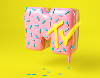 MTV Yummy Logo
