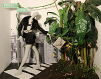 Visual Merchandising: Jungle Invasion