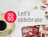HOME | SG50 Celebration in Changi Airport
