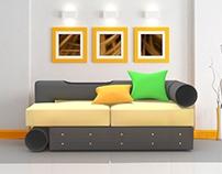 Sofa para animais