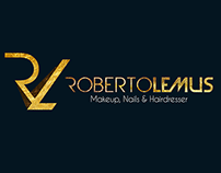 ROBERTO LEMUS ESTILISTAS - LOGO