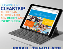 Email Template - ClearTrip
