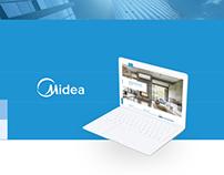 Midea - UI/UX