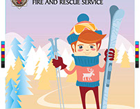 Winter safety campaign GMFRS