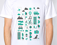 GREENTEE / Eco-social friendly t-shirts