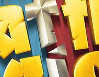 Game logos V.