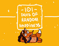 101 days of Random Happiness