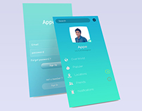 Simple Apps Mockup