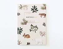 Wild Animals Notebooks